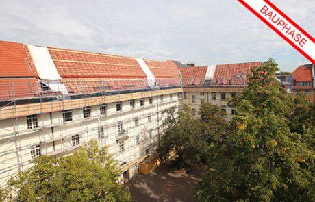 Schulbauoffensive Berlin Mitte Sanierung der Schule am Schillerpark