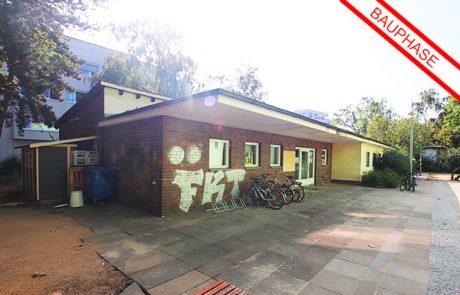 Umbau und Sanierung einer Jugendfreizeiteinrichtung und Familienzentrums in Berlin- Mitte